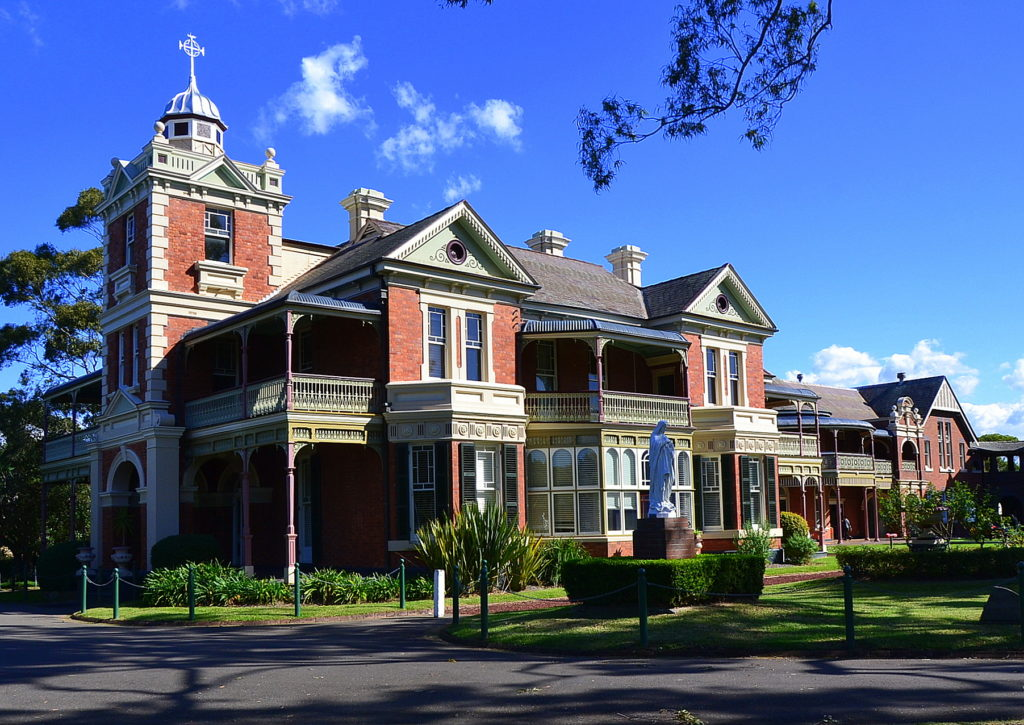 Австралийский университет - 1