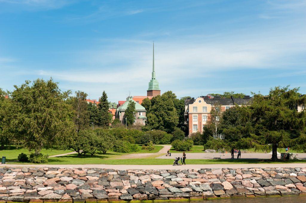 Финляндия - 1
