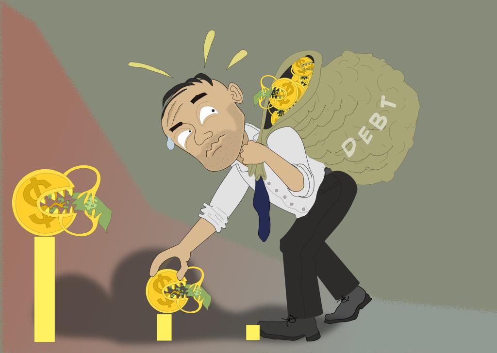 Какая сумма долга ограничивает выезд за границу