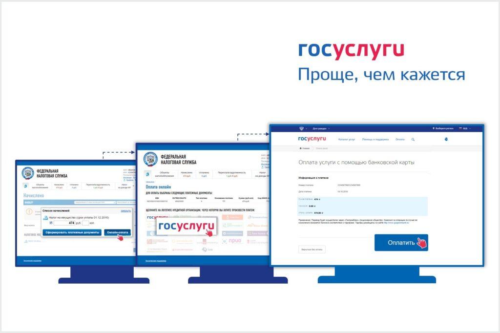 Оформление загранпаспорта через интернет-сервис Gosuslugi.ru