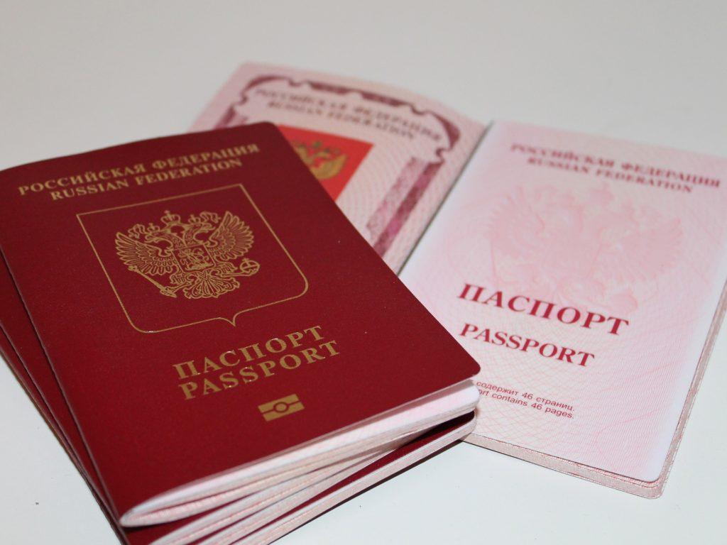 Подача документов на загранпаспорт через госуслуги