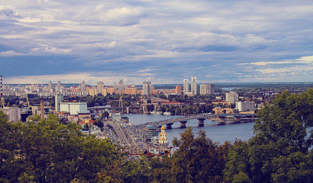 Изображение - Вид на жительство в украине cityscape-view-of-kiev-ukraine-1024x599